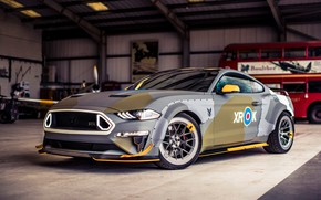 Picture Ford, RTR, 2018, Mustang GT, Eagle Squadron