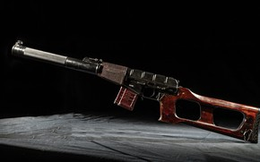 Picture Russia, VSS Vintorez, Special Sniper Rifle