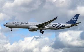 Picture Aeroflot, Airbus, A330-300