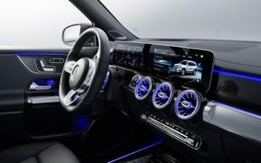 Picture Interior, Mercedes-Benz GLB 250 4MATIC AMG Line, Mercedes Benz GLB