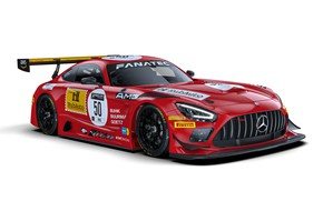 Picture Mercedes-Benz, AMG GT3, 2021, 24 Hours of Spa