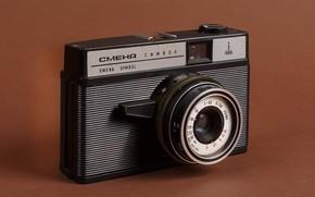 Picture photo, USSR, mensinga, photographer Alexander butchers, old camera