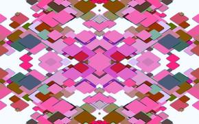 Picture color, background, figure