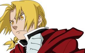 Picture Guy, Edward, blonde, Fullmetal Alchemist