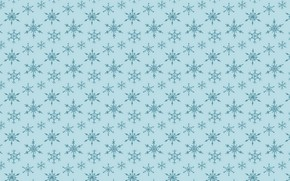 Picture snowflakes, background, vector, texture
