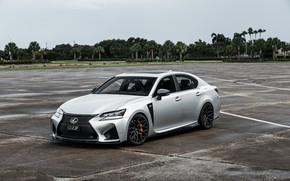 Picture Lexus, Japan, Silver, GS-F