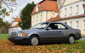 Picture Coupe, 1990, C124, Mercedes - Benz, 300CE