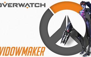 Wallpaper game, blizzard, games, overwatch, widowmaker