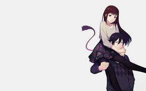 Picture A Homeless God, Noragami, Yato, Chieri