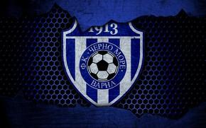Picture wallpaper, sport, logo, football, Cherno More Varna
