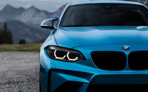 Picture rendering, BMW, BMW M2