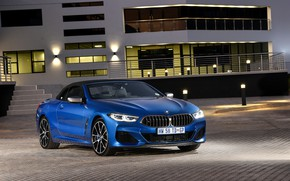 Picture BMW, xDrive, 2019, M850i