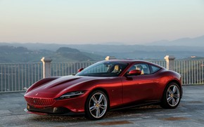 Picture coupe, Ferrari, Roma, 2020, two-door, F169