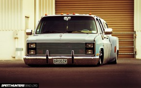 Picture Chevrolet, Tuning, Truck, Lowrider, Pickup, Custom