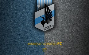 Picture wallpaper, sport, logo, football, MLS, Minnesota United