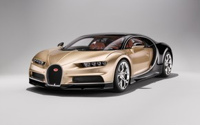 Picture background, art, hypercar, Bugatti Chiron