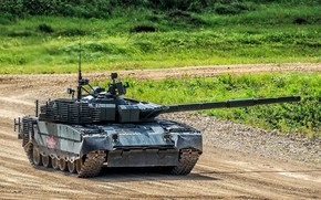 Picture armor, T-80БВМ, Forum «ARMY 2018», Russian tank