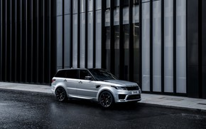 Picture street, Land Rover, Range Rover, Range Rover Sport, 2020, HST