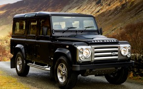 Picture 2008, SUV, Land Rover, Defender, SVX, 60th Anniversary Edition