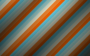Picture abstraction, strip, line
