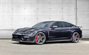 Picture Porsche, Panamera, Turbo, Ball Wed, Porsche Panamera, GT Edition, TopCar Porsche Panamera Turbo GT Edition