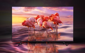 Picture samsung, television, 8K