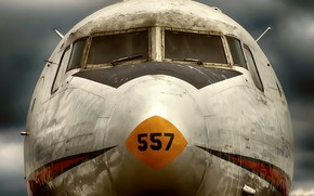 Picture aviation, the plane, 557