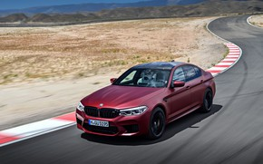 Picture speed, BMW, 2017, M5, F90, M5 First Edition