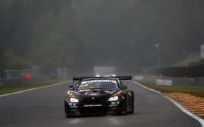 Picture fog, coupe, BMW, haze, track, humidity, 2019, M6 GT3