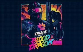 Picture Music, Neon, Game, Blood Dragon, Trials, Synth, Retrowave, Synthwave, New Retro Wave, Futuresynth, Sintav, Retrouve, …