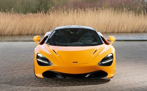 Picture McLaren, supercar, front view, 2018, MSO, 720S, Spa 68, Spa 68 Collection