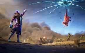 Picture Chapter 2, Epic Games, Fortnite, 2019, Star Walker