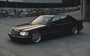 Picture s-class, long, s500, w140, Mercedec - Benz