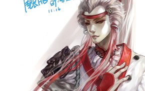 Picture anime, art, guy