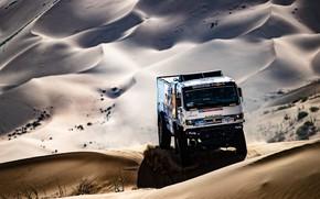Picture Sand, Auto, Sport, Machine, Truck, Race, Master, Russia, Russia, Kamaz, Rally, KAMAZ-master, Rally, Truck, KAMAZ, …