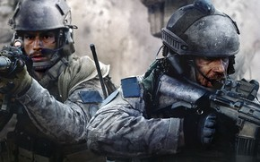 Picture Call of Duty, Activision, Infinity Ward, Call of Duty: Modern Warfare