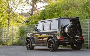 Picture asphalt, Mercedes-Benz, SUV, G-Class, Lumma Design, 2019, CLR G770