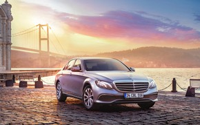 Picture e-class, istanbul, 200d