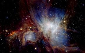 Picture Stars, Nebula, Messier 42, Chili, Orion, M 42, NGC 1976, VLT Survey Telescope, VLT, H …