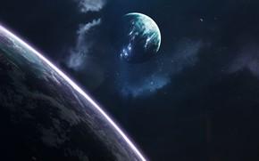 Picture Stars, Planet, Space, Nebula, Planet, Planets, Art, Stars, Space, Art, Satellite, Planet, Universe, Galaxy, Fiction, …