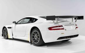 Picture White, Wing, Aston Martin DBRS9