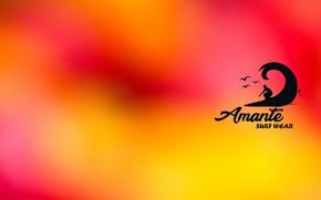 Picture Logo, surf, sports, amante