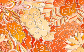 Picture background, texture, ornament, background, Paisley, Paisley