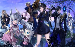 Picture the game, blade & soul, bns