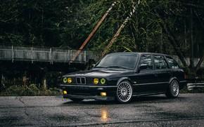Picture BMW, E30, TOURING