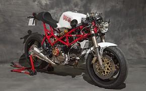 Picture Ducati, Bike, Custom, XTR Pepo, Ducati racer