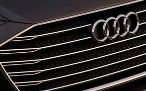 Picture Concept, Audi, coupe, grille, Coupe, 2014, Prologue