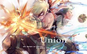Picture flame, guys, My Hero Academia, Boku No Hero Academy, Midori Isuku, My heroic academia, Bakuga ...