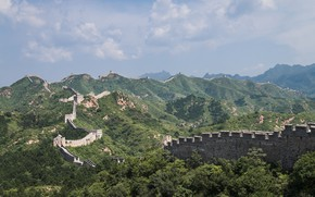 Picture The great wall of China, The Great Wall of China, Leonardo Rodriguez