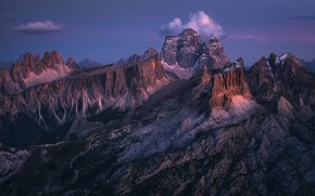 Picture mountains, Italy, Italy, The Dolomites, Dolomites, The Dolomites